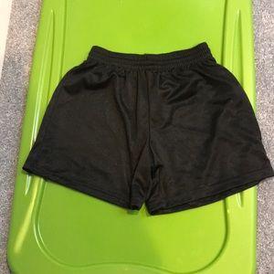 Other - Black soccer shorts